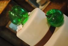Blown Sugar Apples Gray/Nethery Wedding